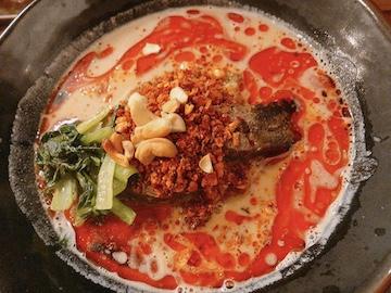毛沢東担々麺(全体)