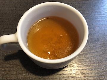 ビーフシチューオムライス(スープ)