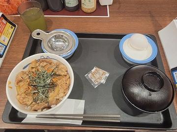 キムたま牛めし(全体)