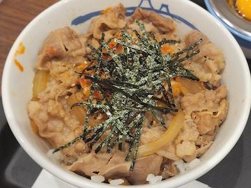 キムたま牛めし(丼)
