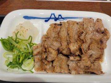 アンガス牛焼肉定食(詳細)