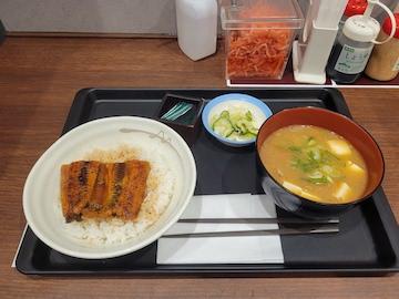 うな丼(全体)