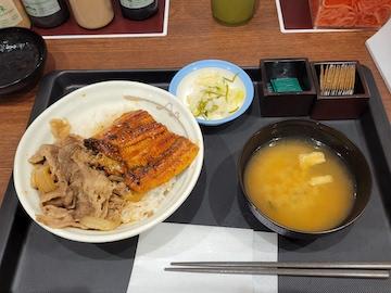 うな牛めし(全体)